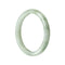 55.00mm Burmese Jade Bangle - MAYS
