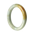 55.63mm Burmese Jade Bangle - MAYS