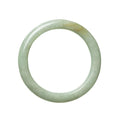 58.55mm Burmese Jade Bangle - MAYS