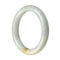 58.89mm Burmese Jade Bangle - MAYS