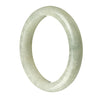 62.5mm Burmese Jade Bangle - MAYS