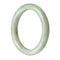 62.20mm Burmese Jade Bangle - MAYS