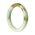 57.90mm Burmese Jade Bangle - MAYS