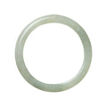 62.90mm Burmese Jade Bangle - MAYS