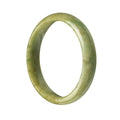 58.62mm Burmese Jade Bangle - MAYS