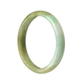 58.74mm Burmese Jade Bangle - MAYS