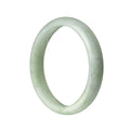 56.84mm Burmese Jade Bangle - MAYS