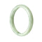 57.23mm Burmese Jade Bangle - MAYS
