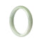 56.40mm Burmese Jade Bangle - MAYS