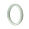 56.44mm Burmese Jade Bangle - MAYS