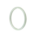 52.84mm Burmese Jade Bangle - MAYS