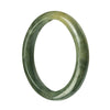 59.5mm Burmese Jade Bangle