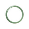 58.6mm Burmese Jade Bangle - MAYS