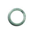 42mm Natural Burmese Jade Bangle - MAYS