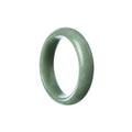 43mm Natural Burmese Jade Bangle - MAYS