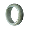 62mm Natural Burmese Jade Bangle