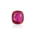 1.05ct Red Burma Ruby - maysgems