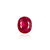 1.45ct Unheated Intense Red Burmese Ruby - maysgems