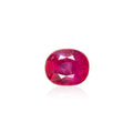1.55ct Strong Red Burma Ruby - MAYS