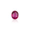 0.68ct Pinkish  Red Burma Ruby - MAYS