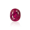 1.82ct Red Burma Ruby - MAYS