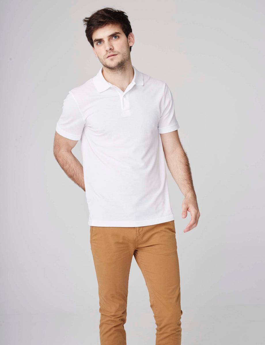 The Short Sleeve Polo