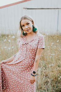Vintage Eleanor Dress