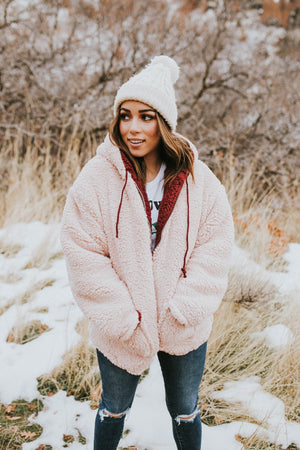 Not Yo Mama's Sherpa Coat