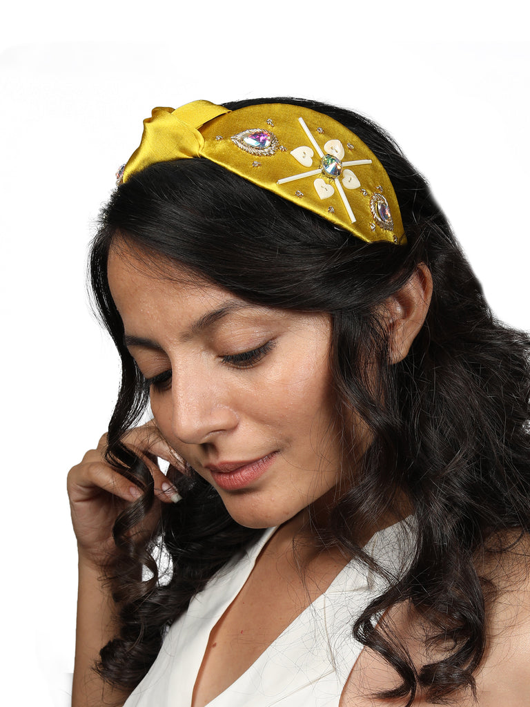 HONEY ROSE HEADBAND - Hair Drama Company