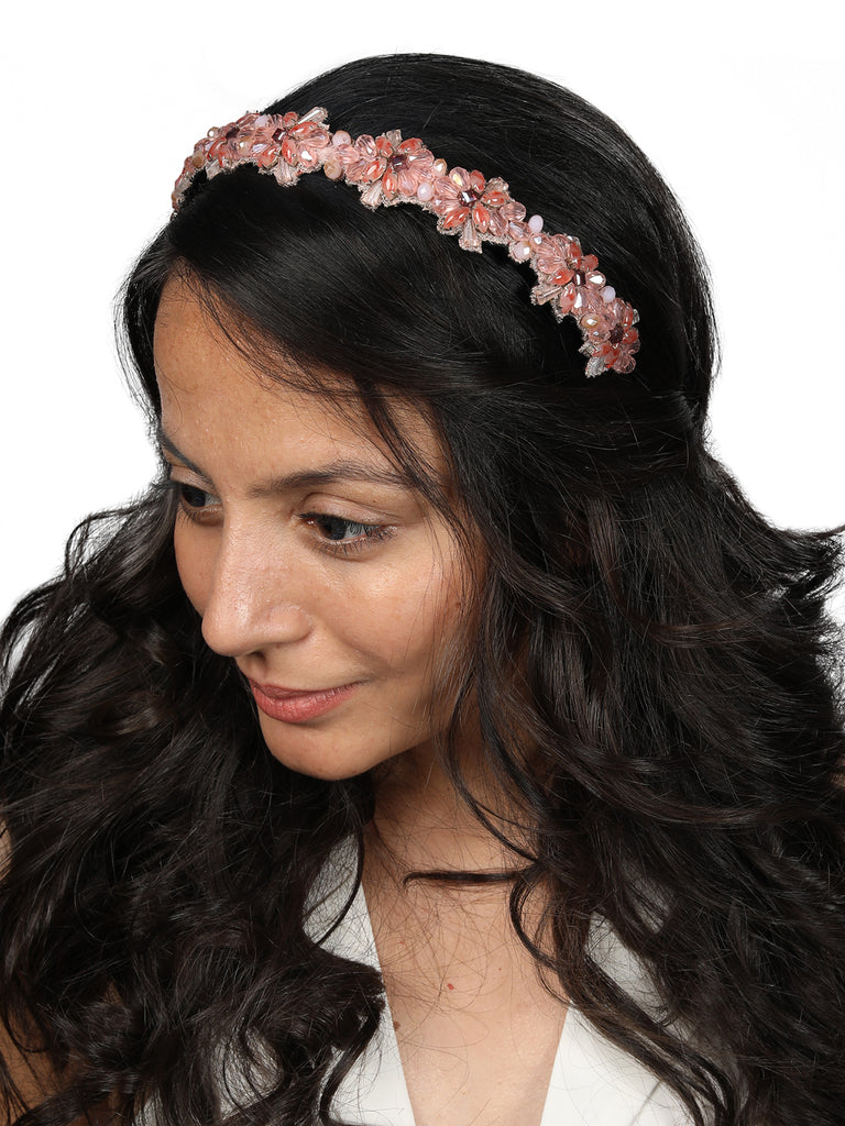 Spring Flower headband - Hair Drama Company