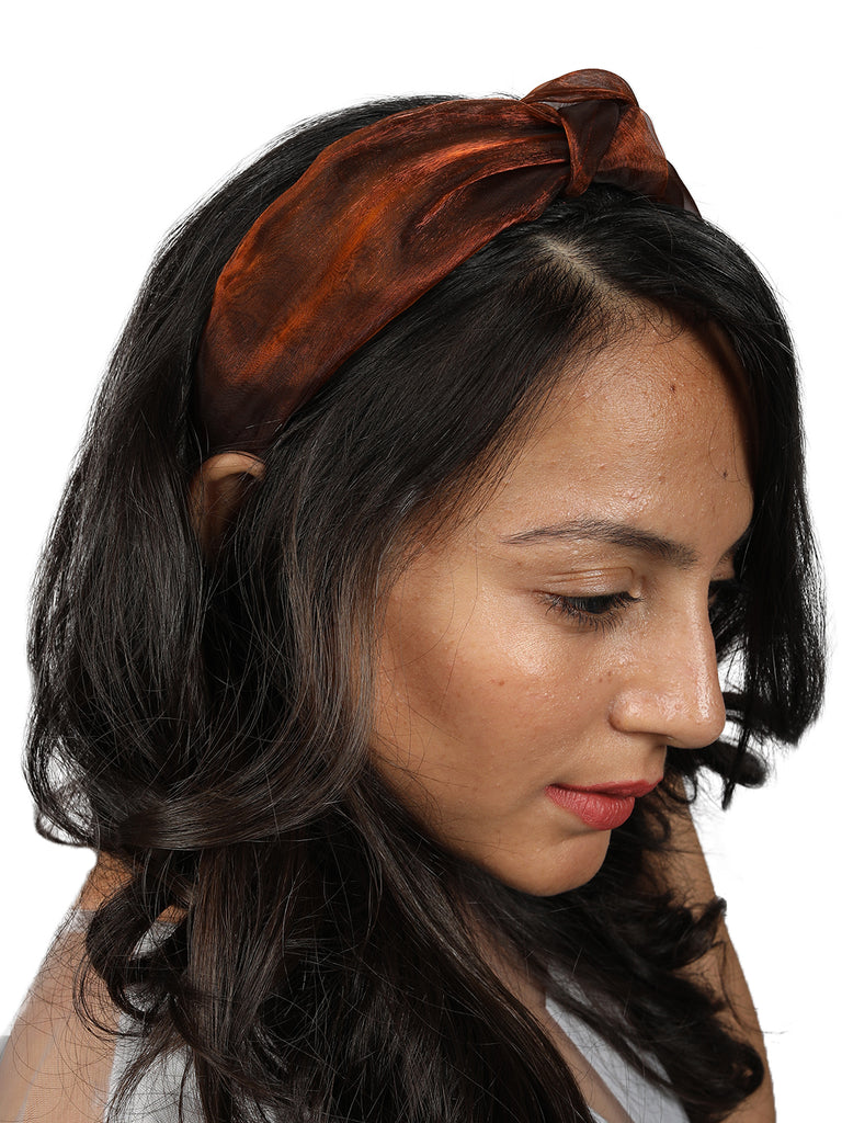 COPPER HEADBAND - Hair Drama Company