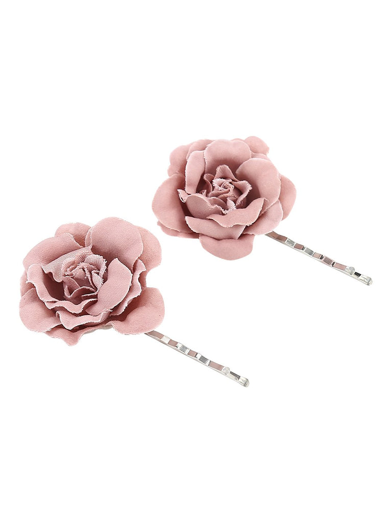 Pastel Floral Pins - Set of 2 - Hair Drama Company