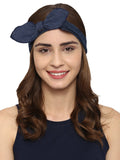 Bow Denim Headband - Hair Drama Company
