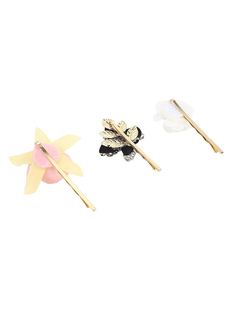 Flower Bugs Pins - Hair Drama Company