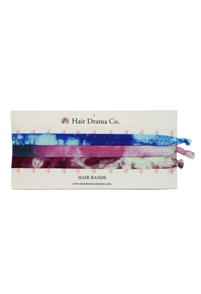 Beach Hues Tie Dye Knotted Headbands - Hair Drama Company