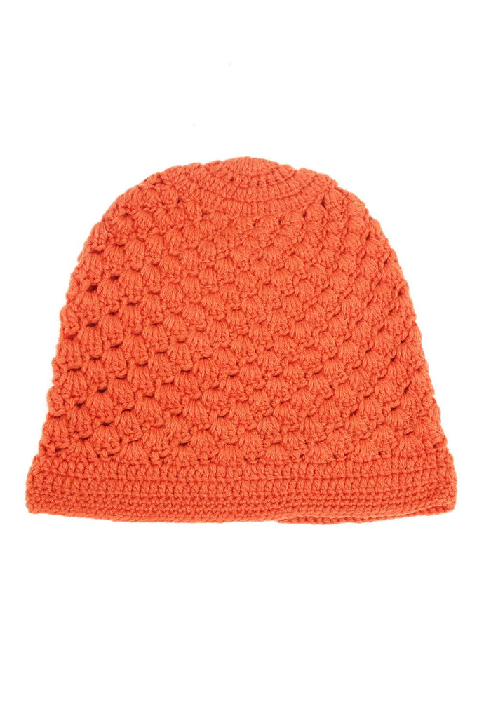 Snug Bug Beanie Orange - Hair Drama Company