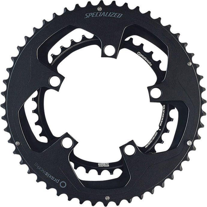 SPECIALIZED CHAINRINGS BY PRAXIS