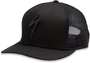NEW ERA S-LOGO TRUCKER HAT