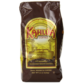 Kahlua Gourmet Ground Coffee, Original