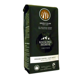 Kicking Horse Coffee Three Sisters Coffee, Medium Roast