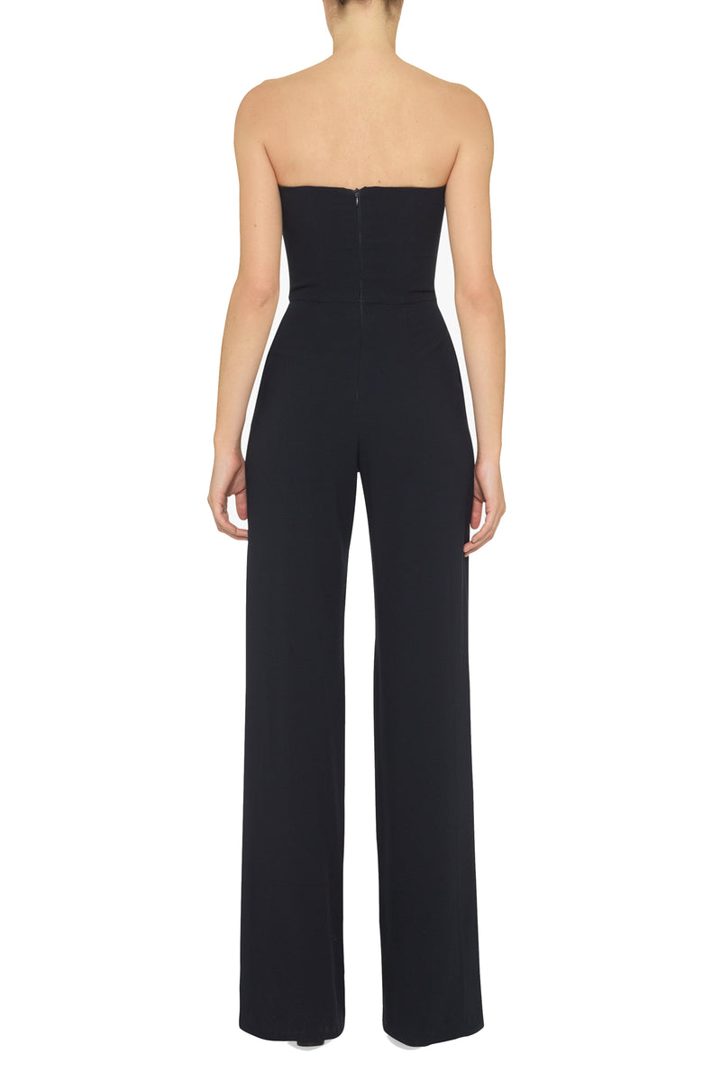 I'm All In Jumpsuit- Navy