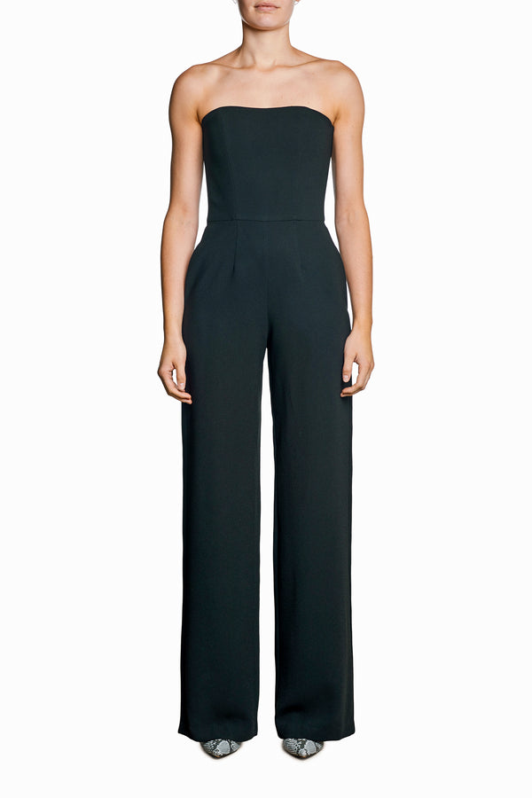 I'm All In Jumpsuit - Black