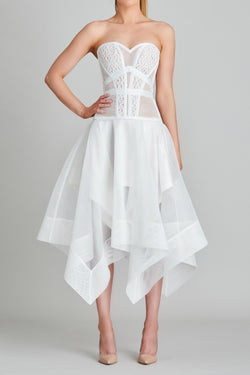 Lilium Long Lined Bodice