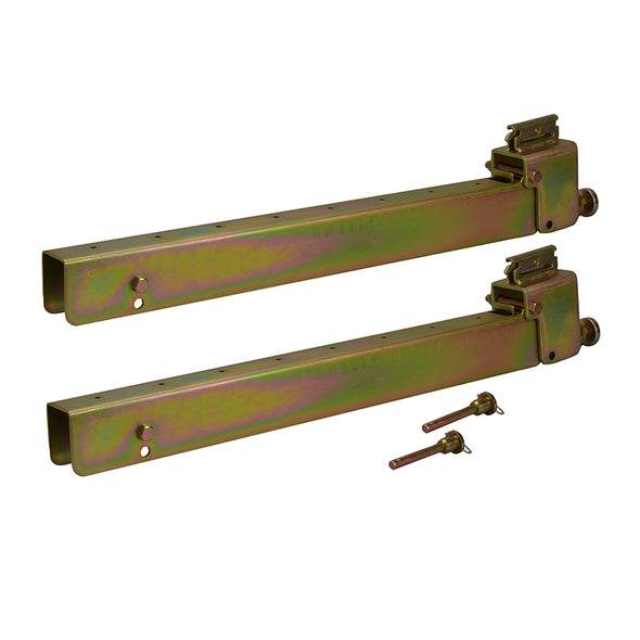 Folding Workbench Track Brackets