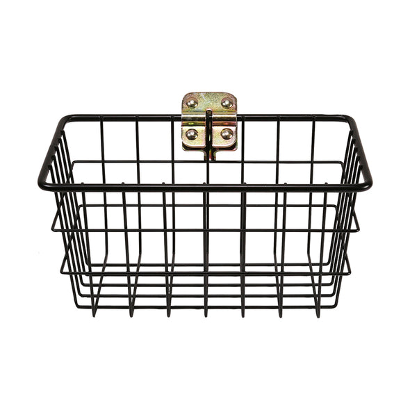 Small Wire Basket - Matte Black