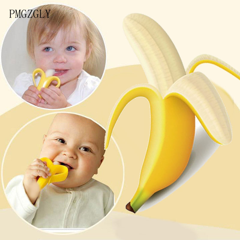 Baby Teether Toothbrush Toy
