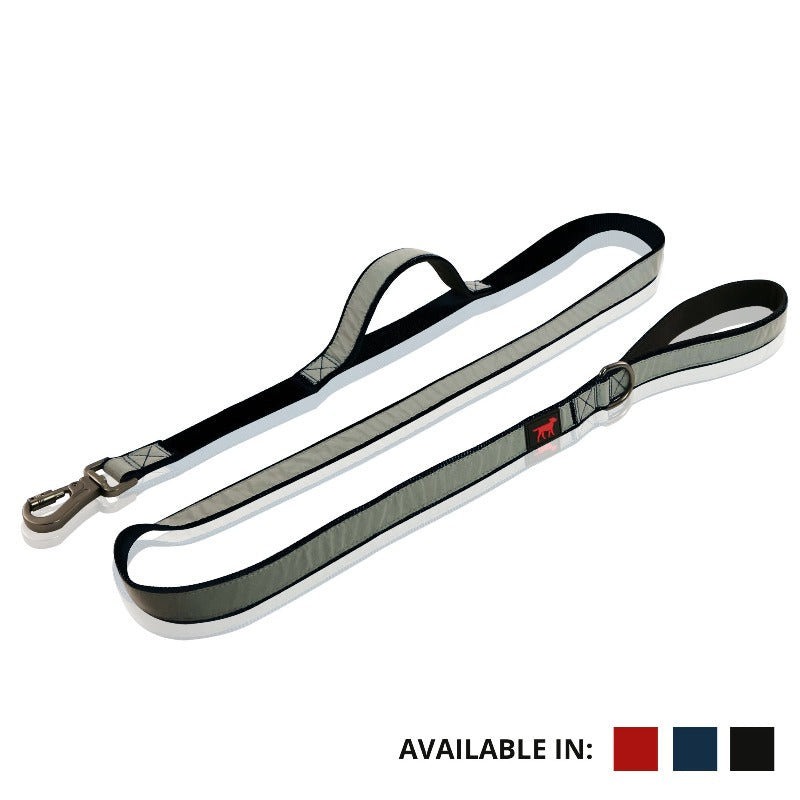 Reflekt Double Handle Dog Leash