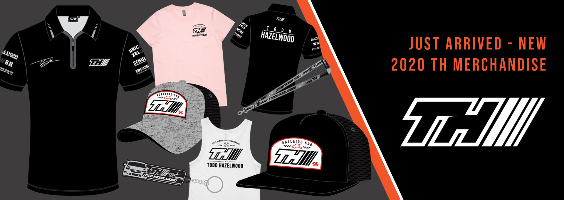 Just Arrived - New 2020 TH Merchandise