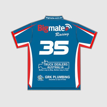 Bigmate Racing Polo Shirts 2017
