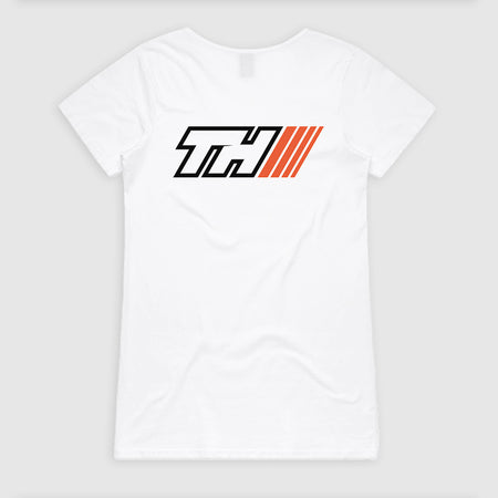 TH 2021 Ladies V-Neck Tee